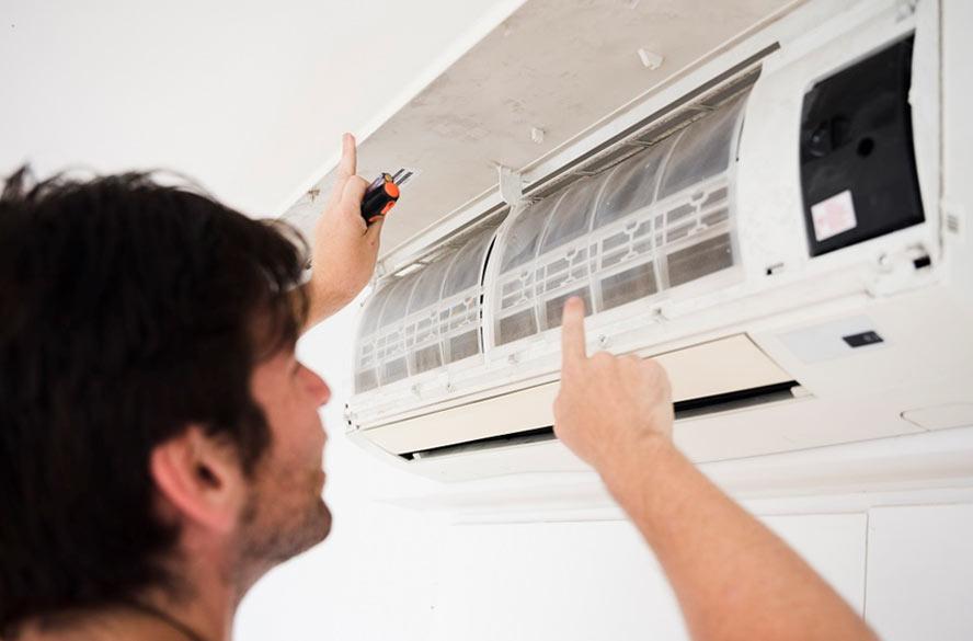 Principales consejos para el uso del aire acondicionado en verano